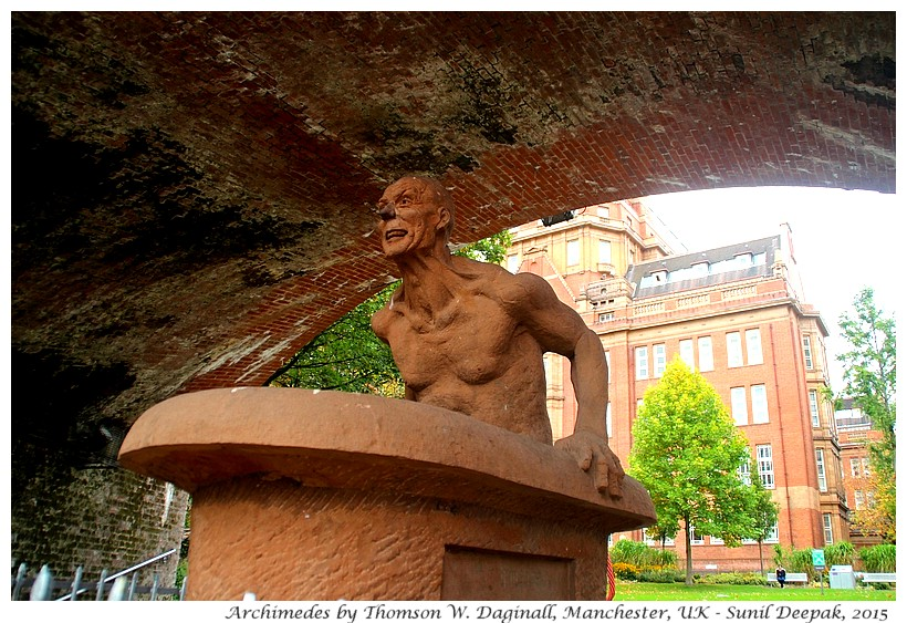 Archimedes by Thompson W. Dagnall, Manchester, UK - Images by Sunil Deepak