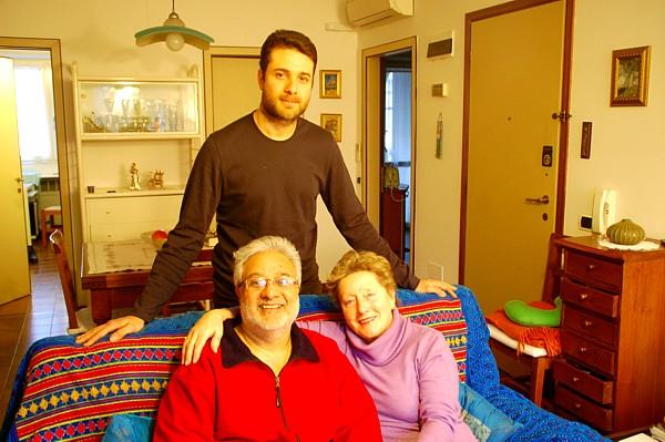 Deepak family