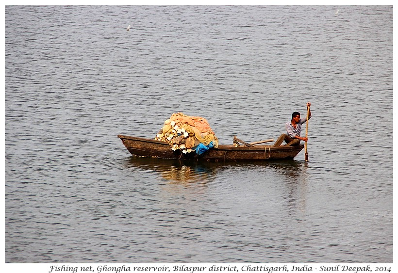 Fishermen, Chattisgarh, India - Images by Sunil Deepak