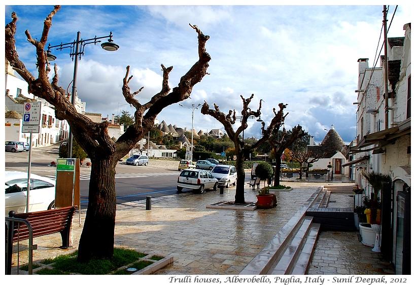 Trulli, Alberobello, Puglia, Italy - Images by Sunil Deepak