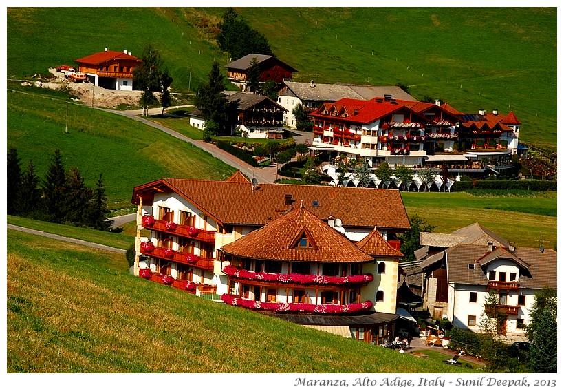 Maranza, Alto Adige, Italy - Images by Sunil Deepak