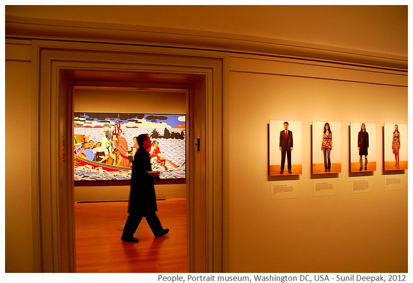 Korean-american diaspora exhibition by CYJO, Washington DC, USA - Images by Sunil Deepak, 2012