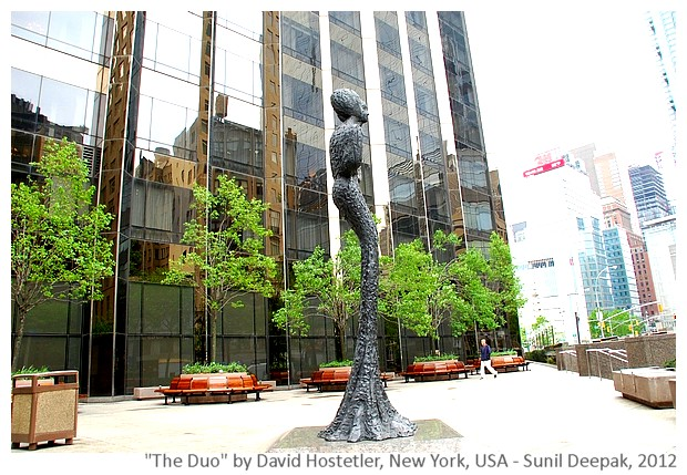 The Duo by David Hostetler, New York, USA - Images by Sunil Deepak