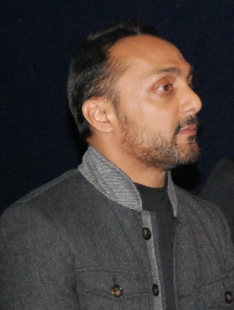 Rahul Bose, actor and director from India