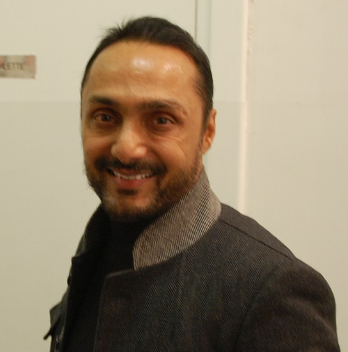 Rahul Bose - actor from India