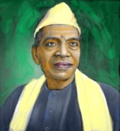 India's national poet Maithili SharanGupt