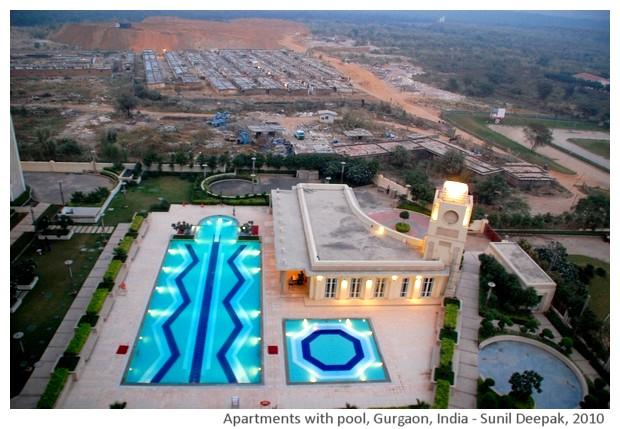 Gurgaon, India - immagini di Sunil Deepak
