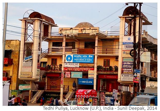 Lucknow, Uttar Pradesh, India - images by Sunil Deepak, 2014